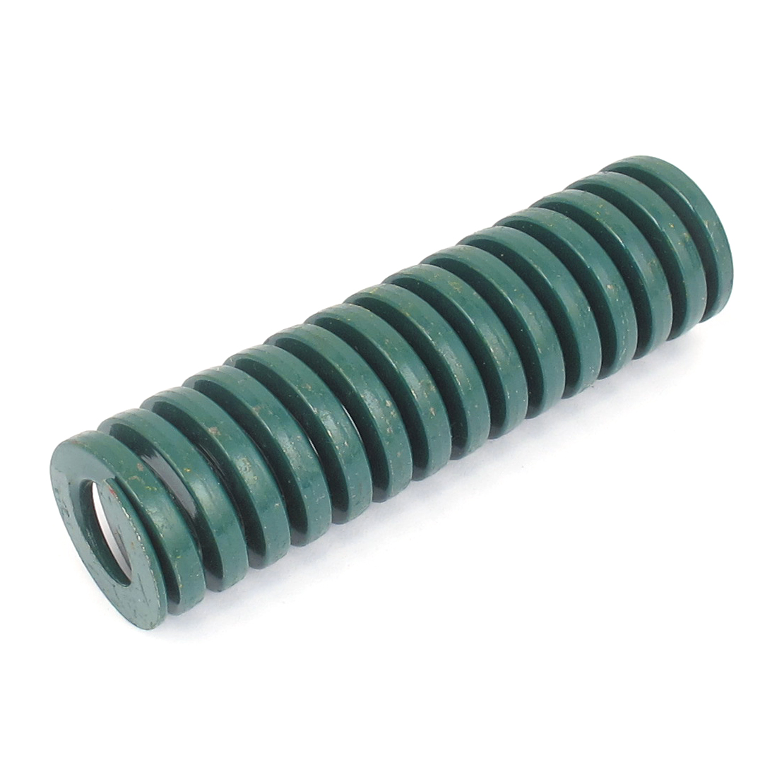 35mmx125mm Chromium Alloy Steel Heavy Load Die Spring Green