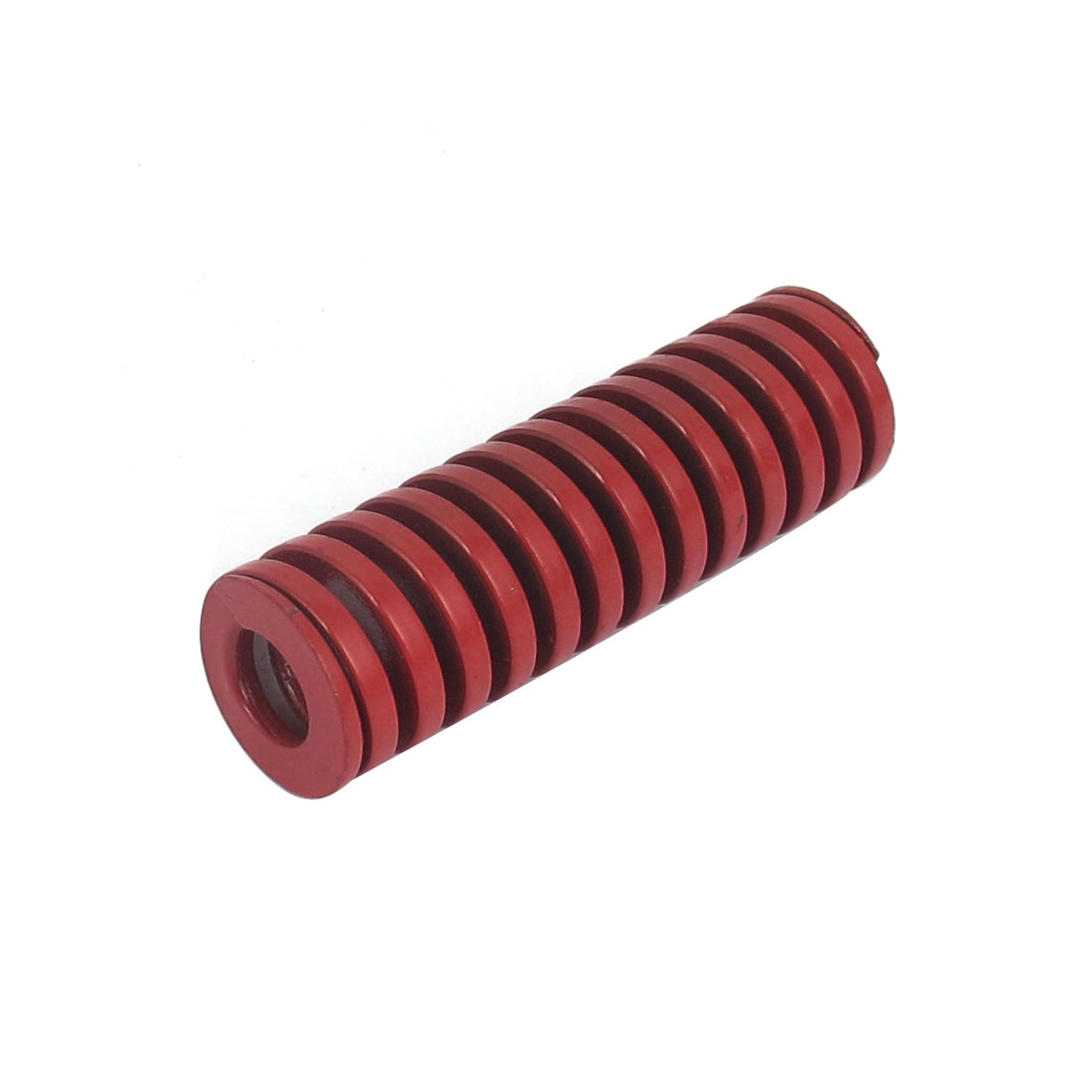 20mm OD 65mm Long Medium Load Spiral Stamping Compression Die Spring Red