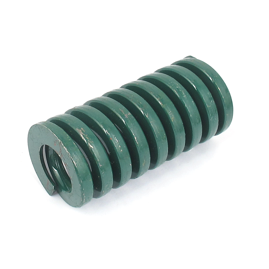 40mmx85mm Chromium Alloy Steel Heavy Load Die Spring Green