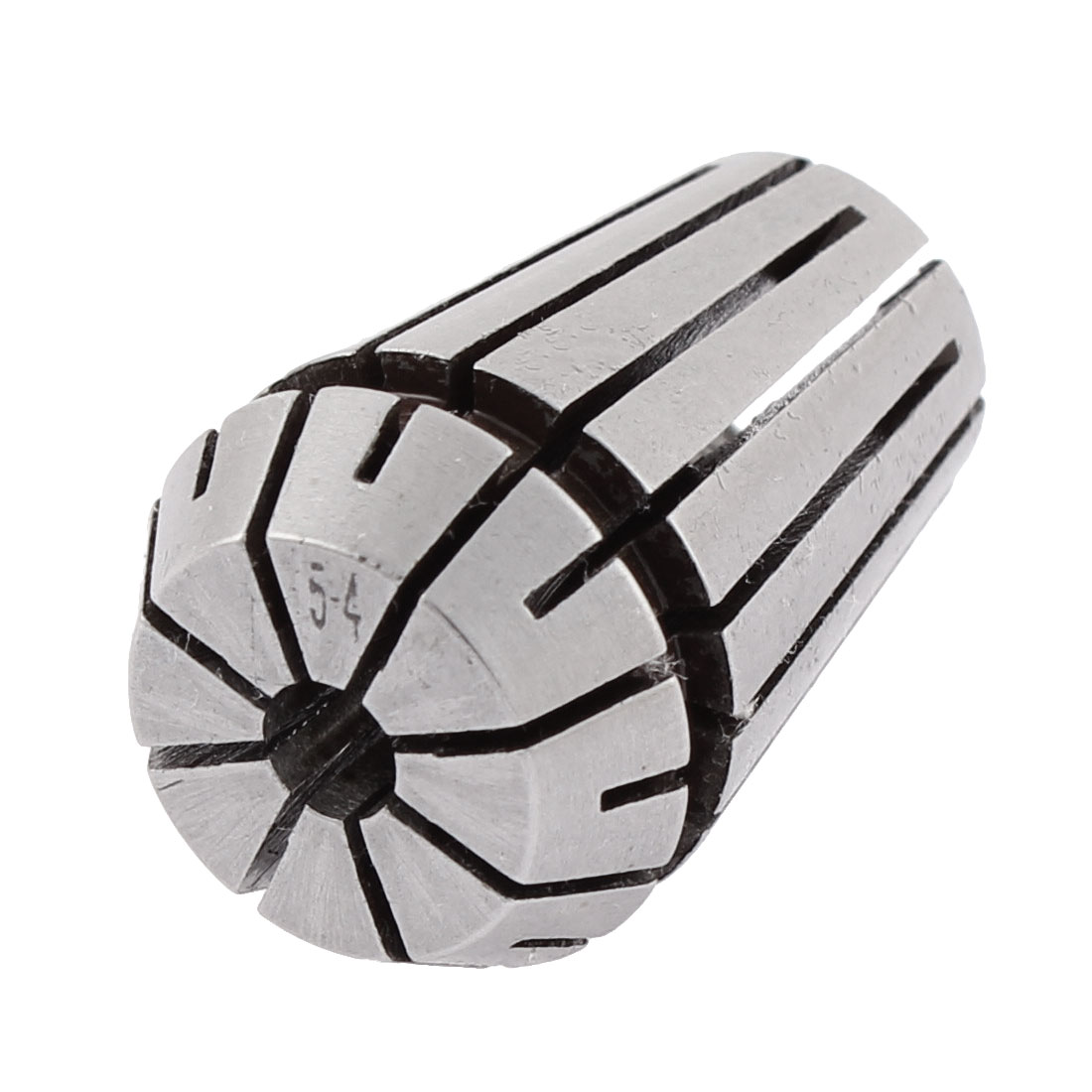 ER20 5mm Clamping Dia Spring Collet Socket Silver Tone