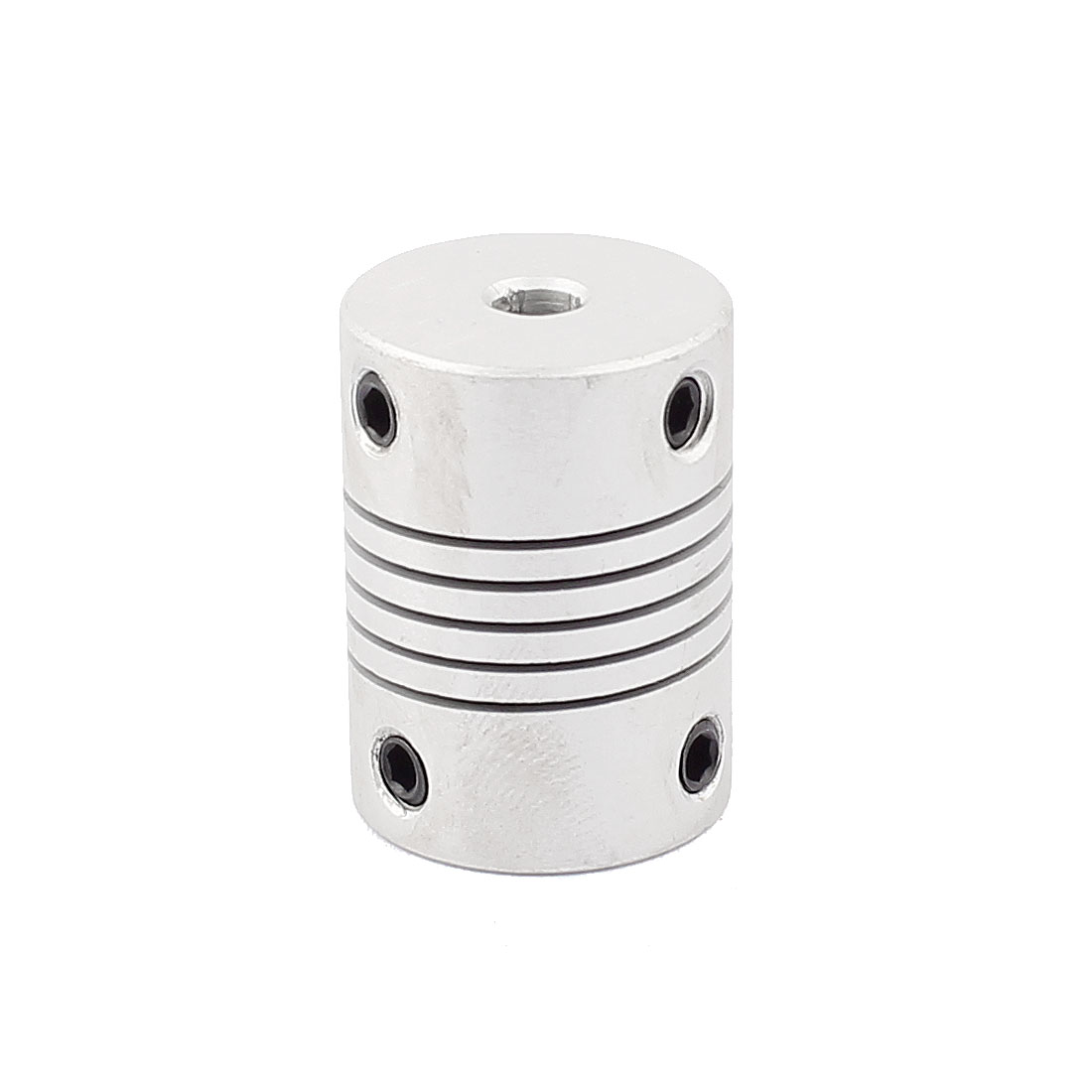 Motor Shaft Dia 4mm to 6mm Joint Helical Beam Coupler Coupling D18L25