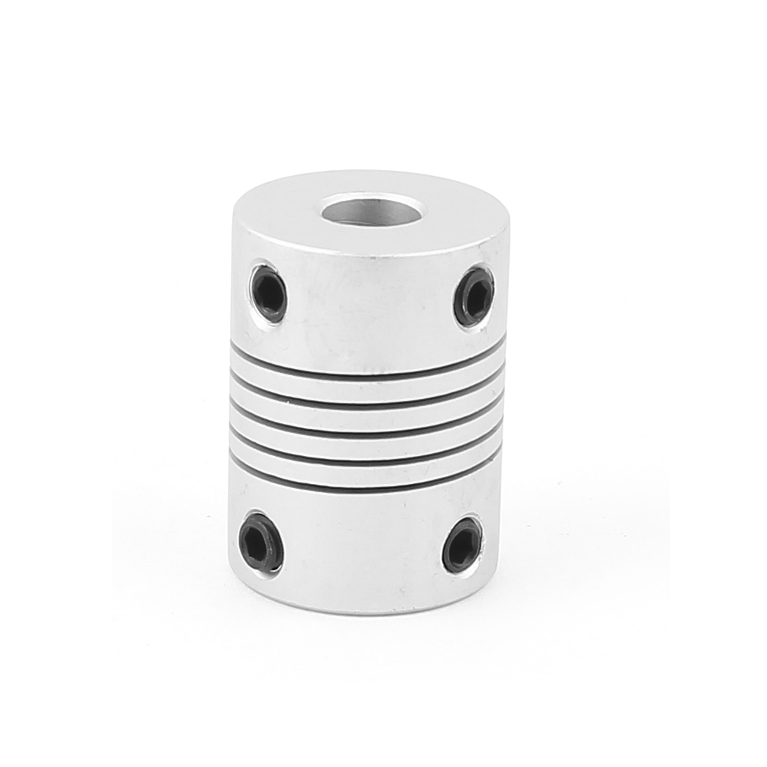 Motor Shaft 5mm to 6.35mm Joint Helical Beam Coupler Coupling D18L25