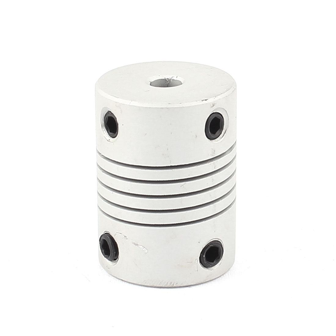 Motor Shaft Dia 4mm to 8mm Joint Helical Beam Coupler Coupling D18L25