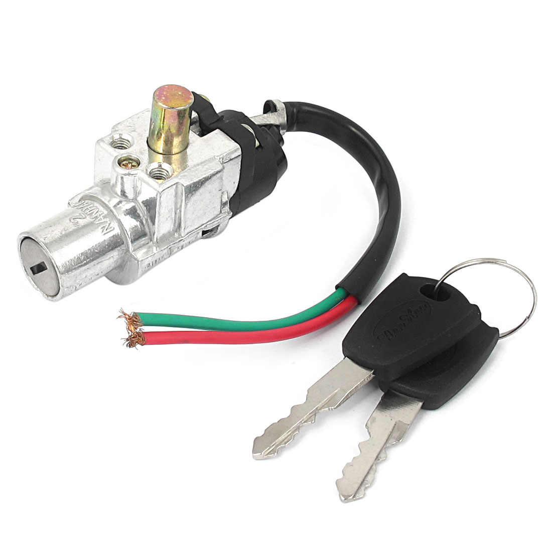 Motorcycle Security Electric Bike Scooter Ignition Switch Lock Lockset w Keys