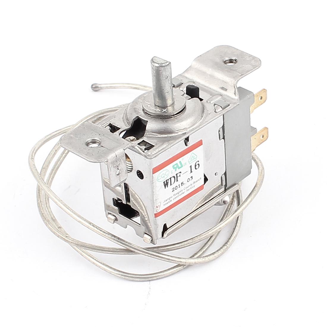 WDF-16 Refrigerator 6mm Dia Shaft Temperature Controller Attemperator 60cm Wire