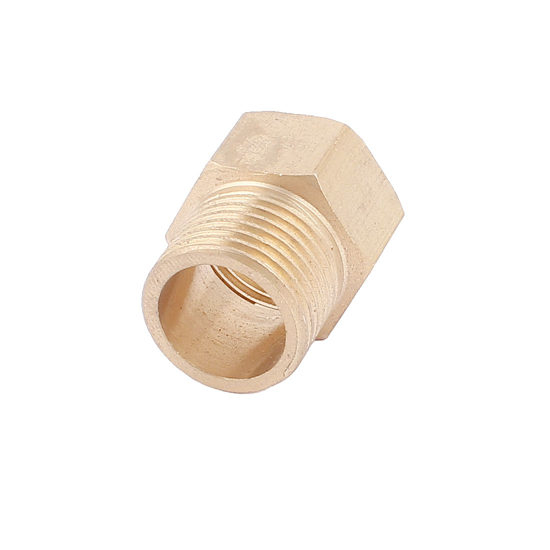 1/2BSP Male to 1/2BSP Female Threaded Hex Reducing Bushing Pipe Adapter