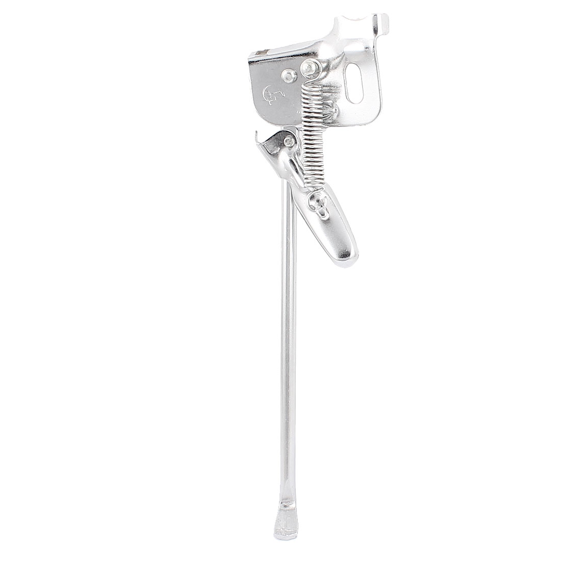 Cycling Road Mountain Bike Bicycle Kick Stand Side Kickstand Silver Tone