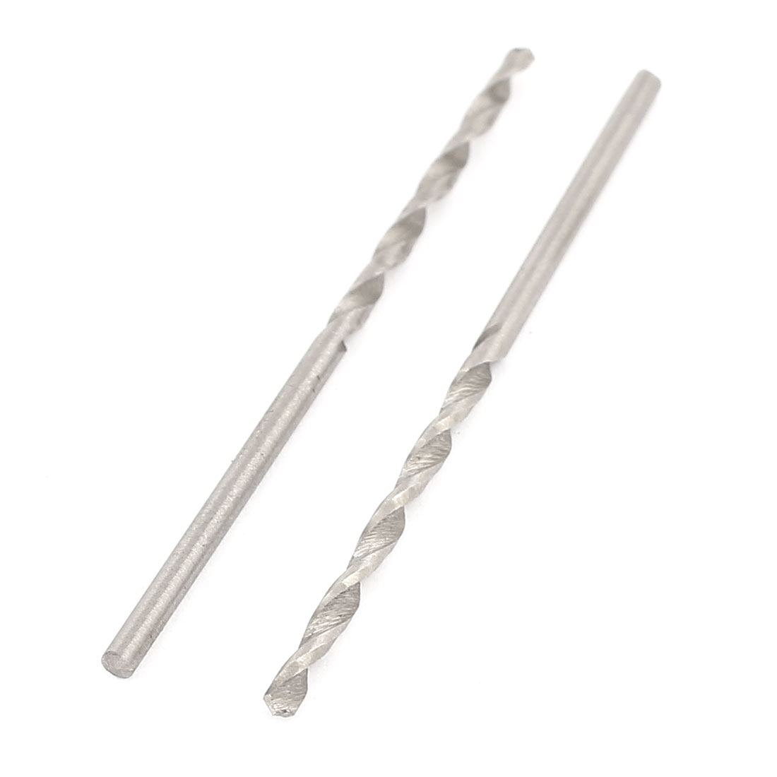 1.5mm Shank 1.5mm Cutting Dia HSS Electric Drill Twist Drilling Bit 2pcs