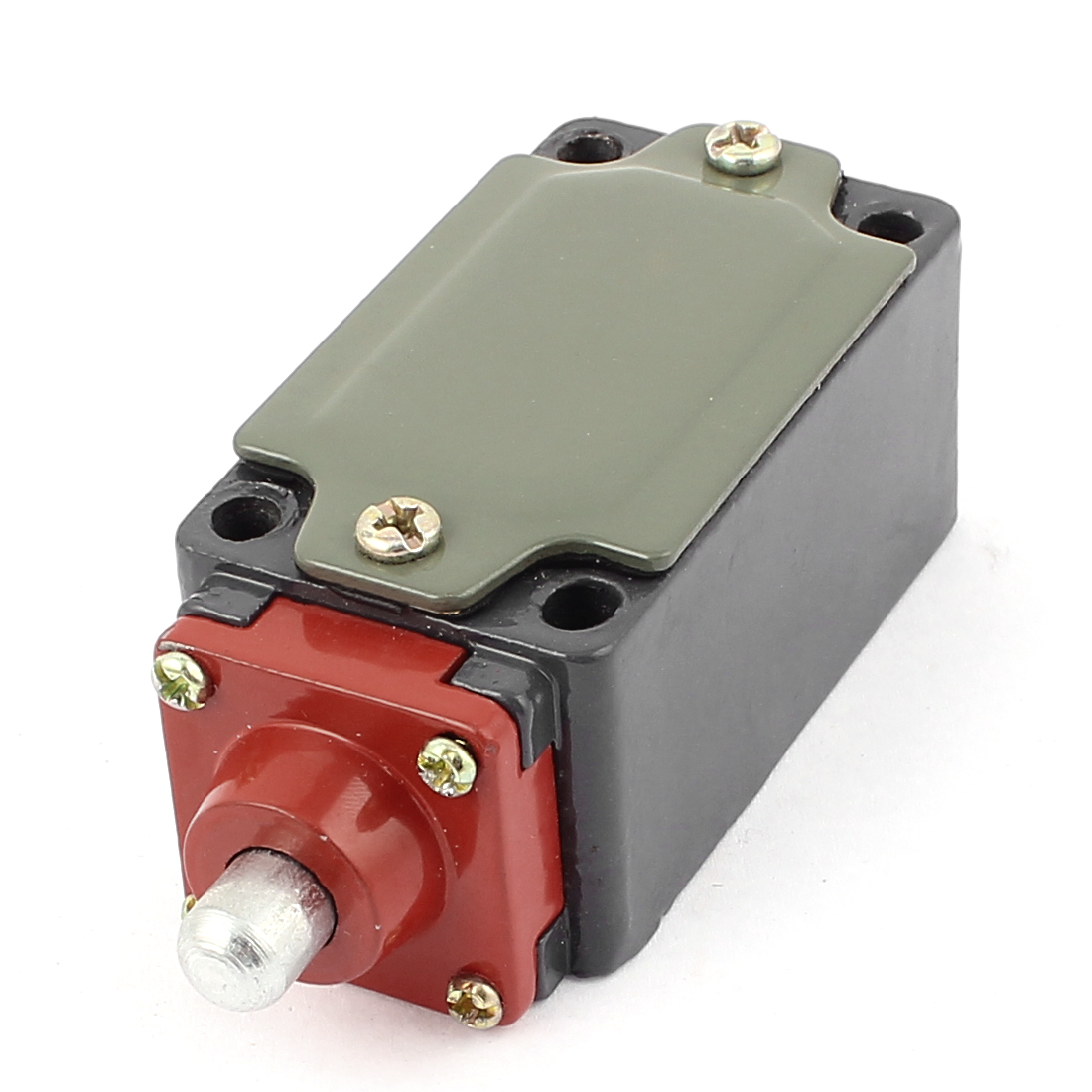 LXK3-20S/Z 1NO 1NC DPST 1 Hole Pushbutton Enclosed Limit Switch