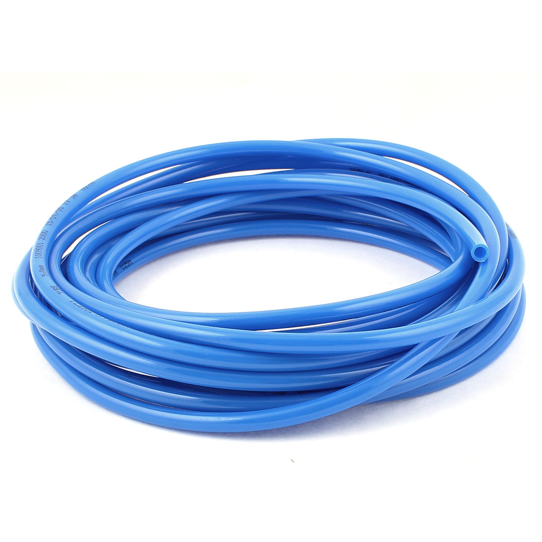 8mm x 5mm Pneumatic Air Compressor Tubing PU Hose Tube Pipe 8.4M Blue