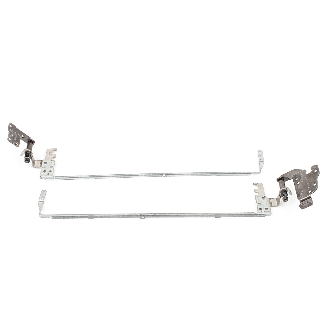 1 Pair Laptop Notebook Screen LCD Hinges Brackets Rails for ACER E1-570