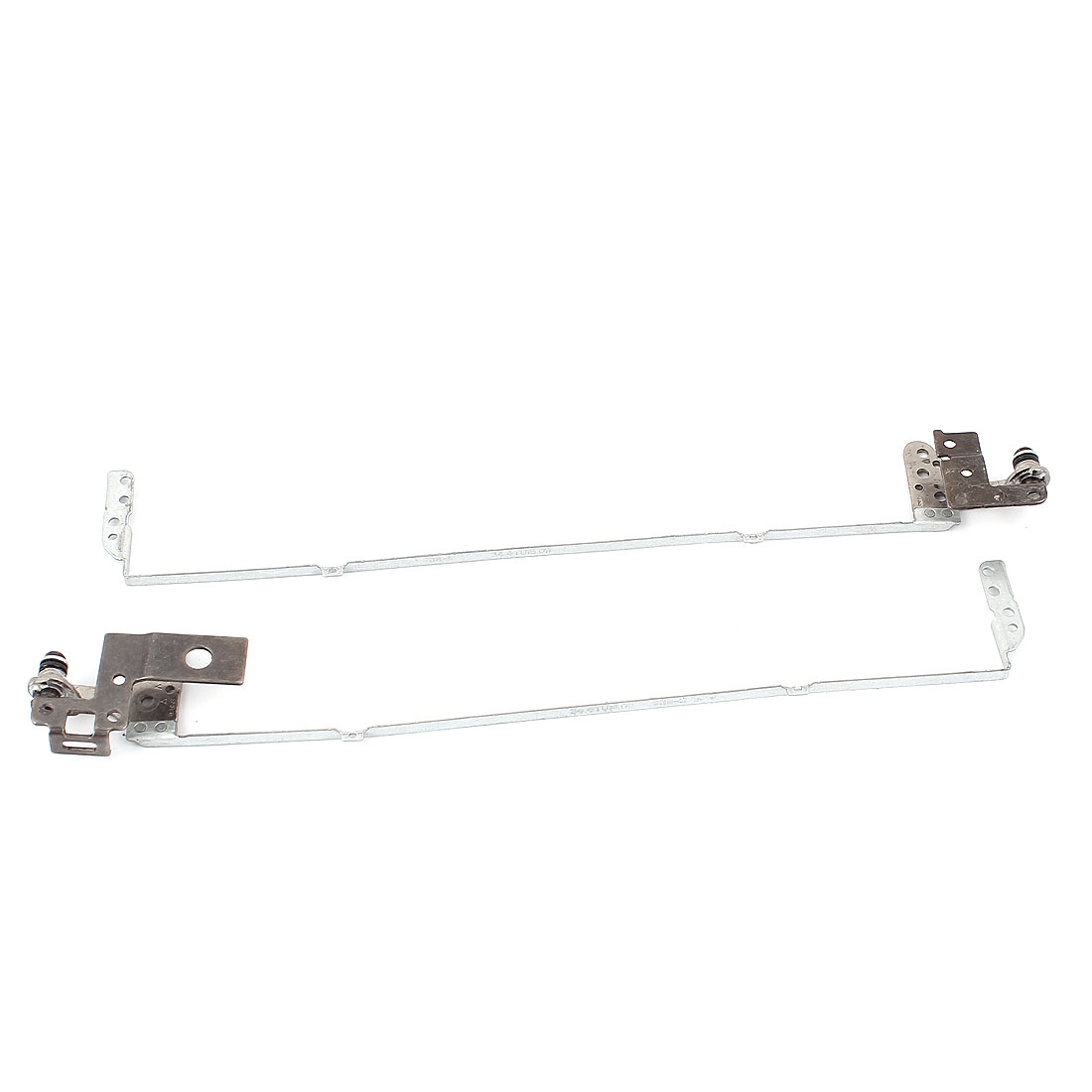 1 Pair Laptop Notebook Screen LCD Hinges Brackets Rails L+R for ACER V5-471