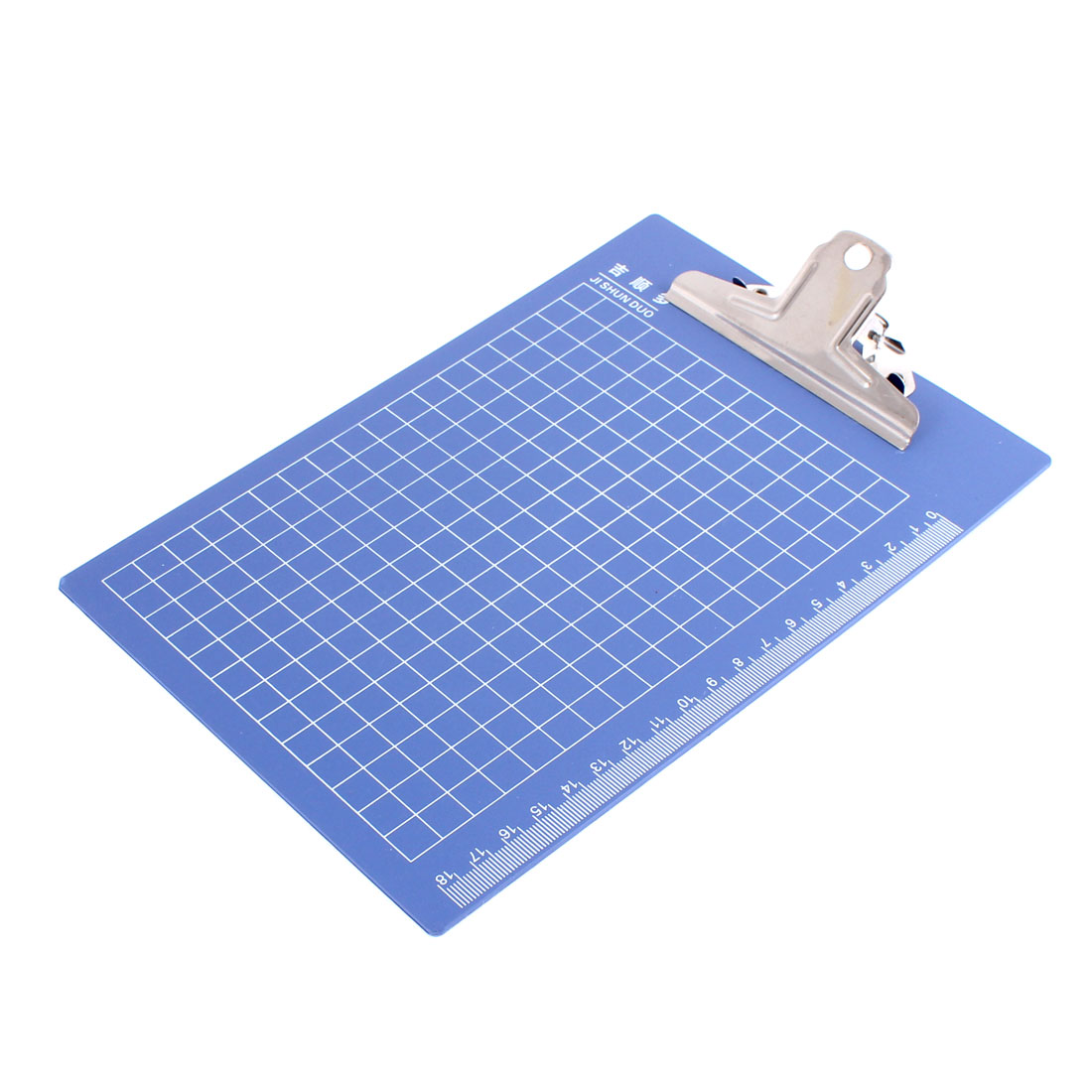 Office School Plastic A5 Paper File Holding Clamp Clip Board Hardboard