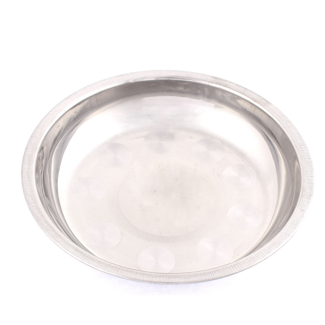 Kitchen Restaurant Round Shaped Dish Plate Container 14cm Dia