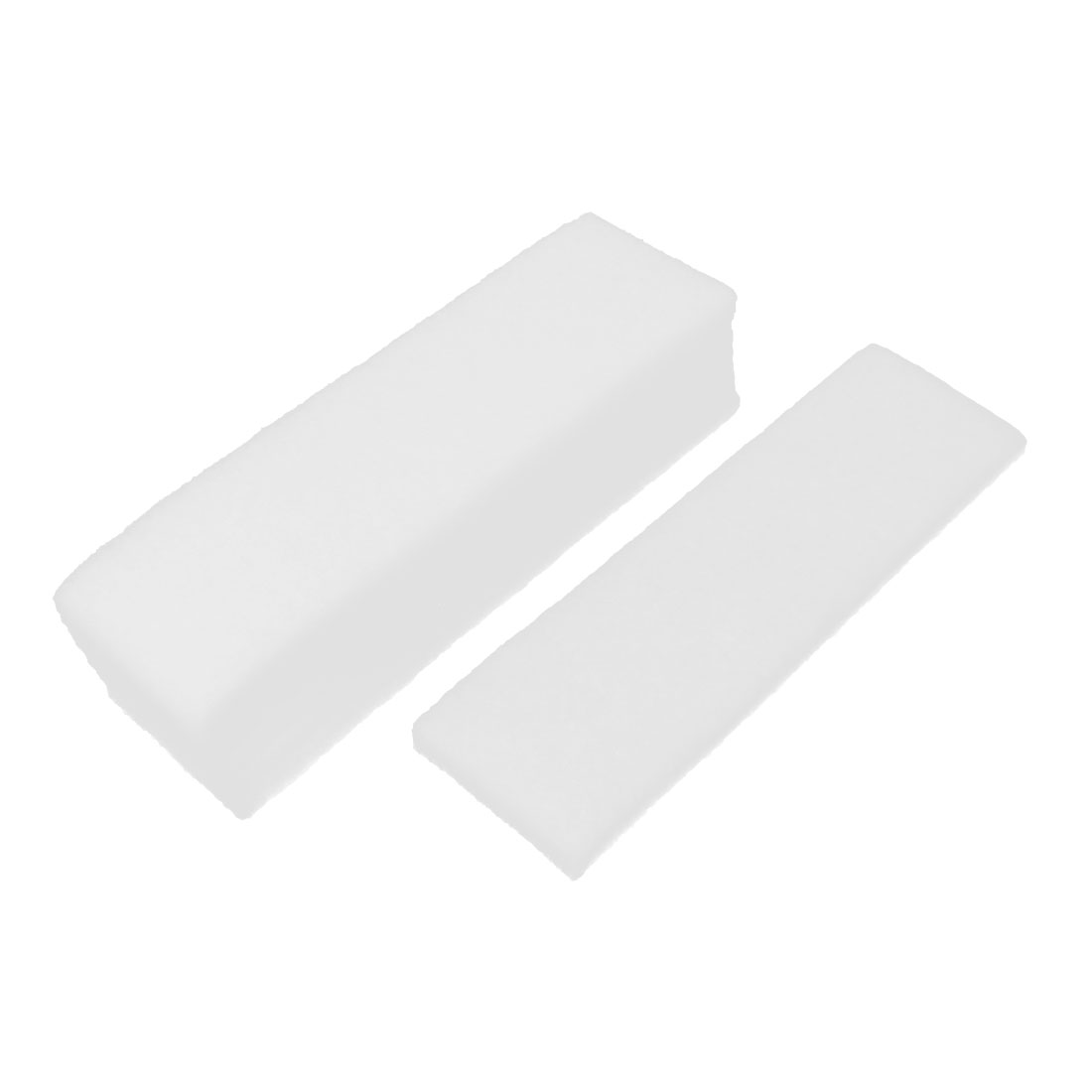 Aquarium Fish Tank Biological Filter Foam Block Sponge Pad 6 Pcs White