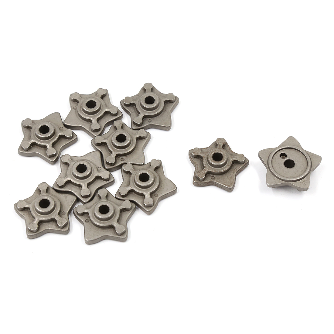 10 Pcs Four Angle Star Shape Engine Speed Gear Shift Cam for XF125 Motorcycle