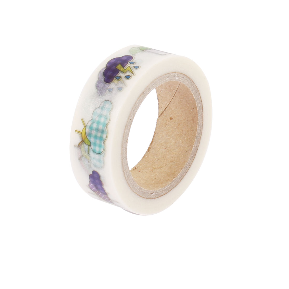 Sticky Self Adhesive Decorative Tape Paper Sellotape Craft
