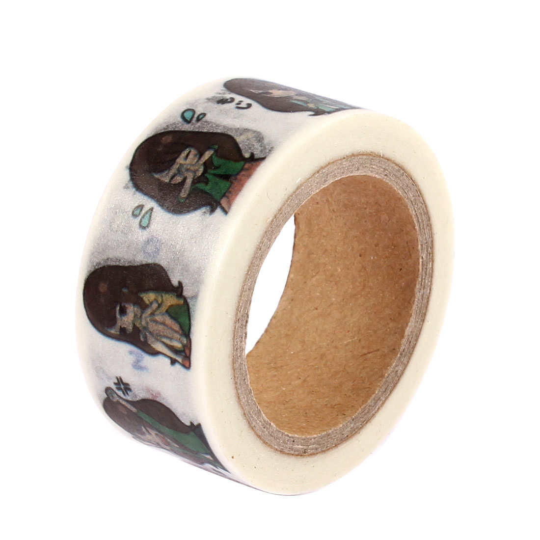 Sticky Paper Self Adhesive Decorative Tape Sellotape 20mm Width