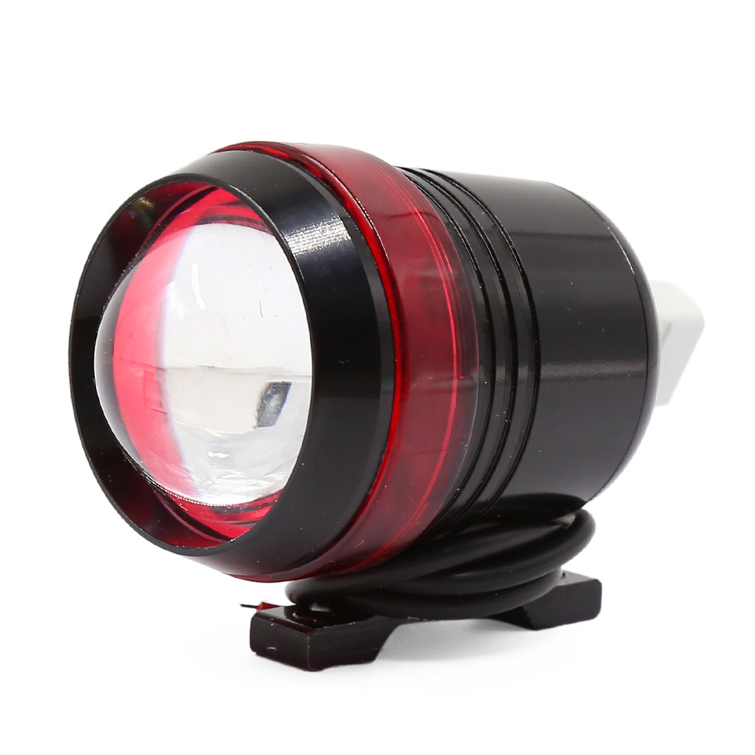 30W U3 LED Headlight Driving Fog Spot Light Angel Eye Lamp for Motorcycle