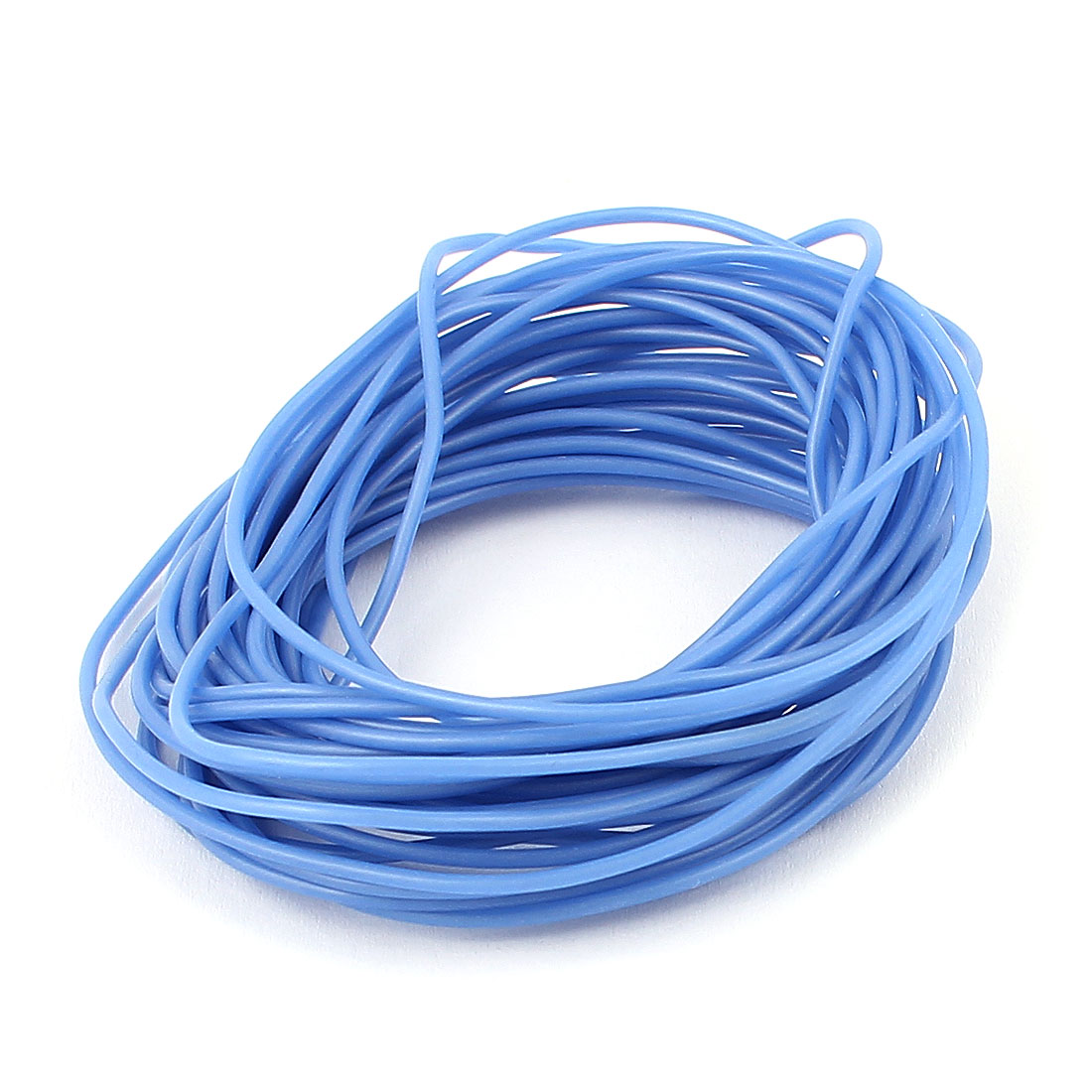 5M 28AWG Electric Copper Core Flexible Silicone Wire Cable Blue