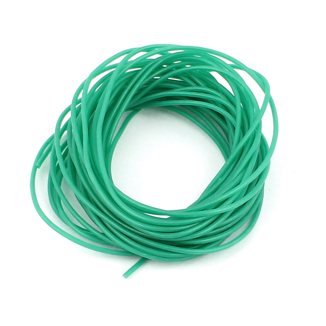 5M 28AWG Electric Copper Core Flexible Silicone Wire Cable Green