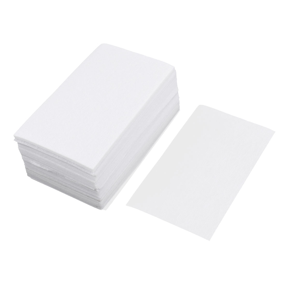 140pcs Salon Home Hairdressing Rectangle Shape Water Dryer Perm Hair Paper