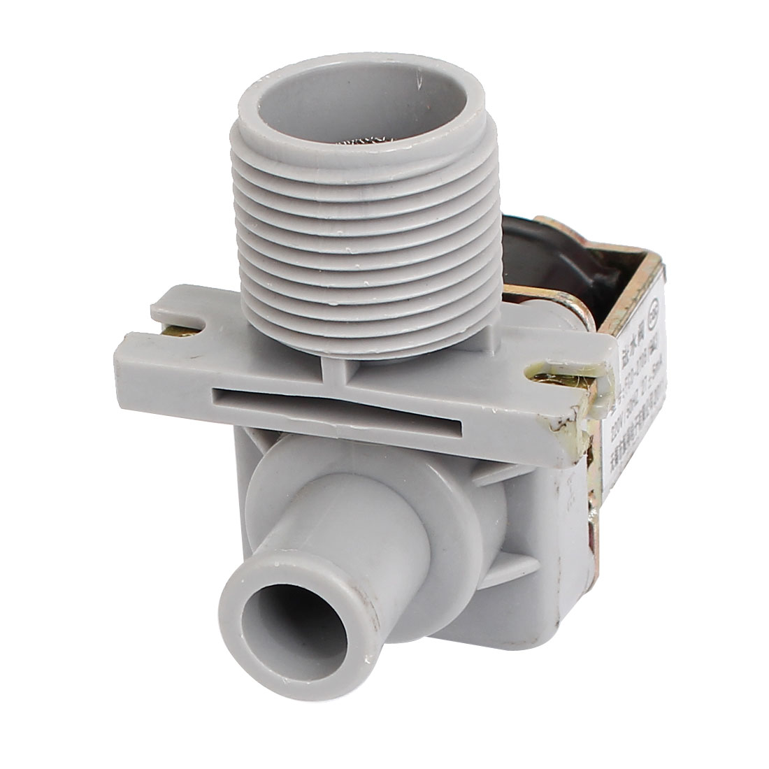 220V 50Hz 3/4BSP Male Thread Water Inlet Solenoid Valve for Washing Machine