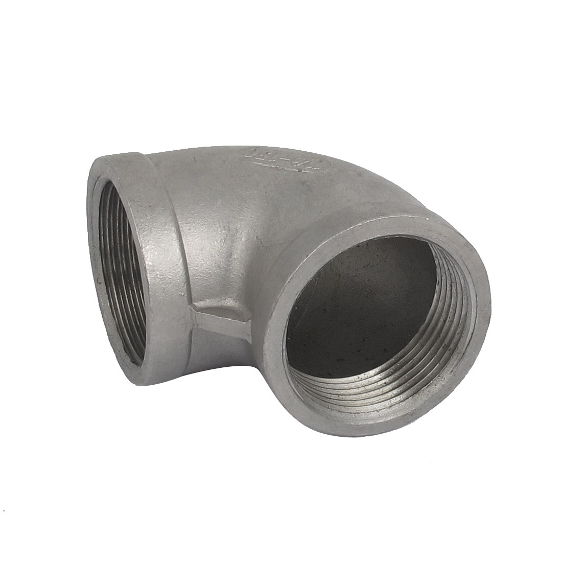 Equal Female Elbow Water Tube Coupling Fitting 1 1/4 BSP to 1 1/4 BSP Grey