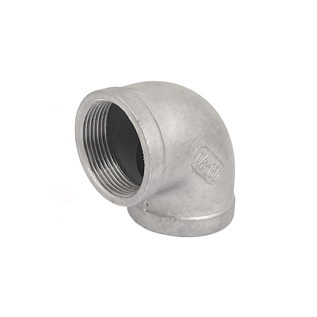 Equal Female Elbow Water Tube Coupling Fitting 1 1/2 BSP to 1 1/2 BSP Grey