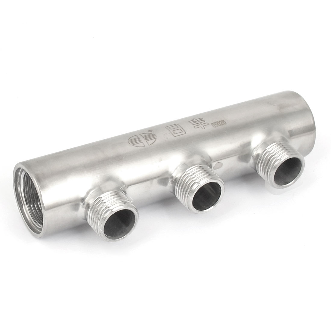Stainless Steel Distribution Manifold for Underfloor Heating System