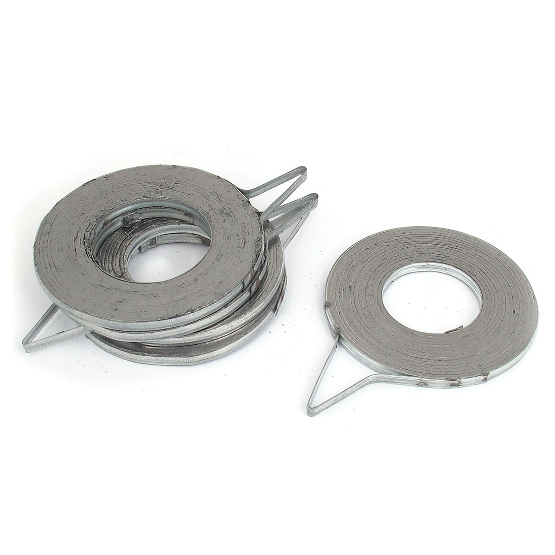Heat Exchanger Spiral Sealing Metal Seal Gasket 5 Pcs