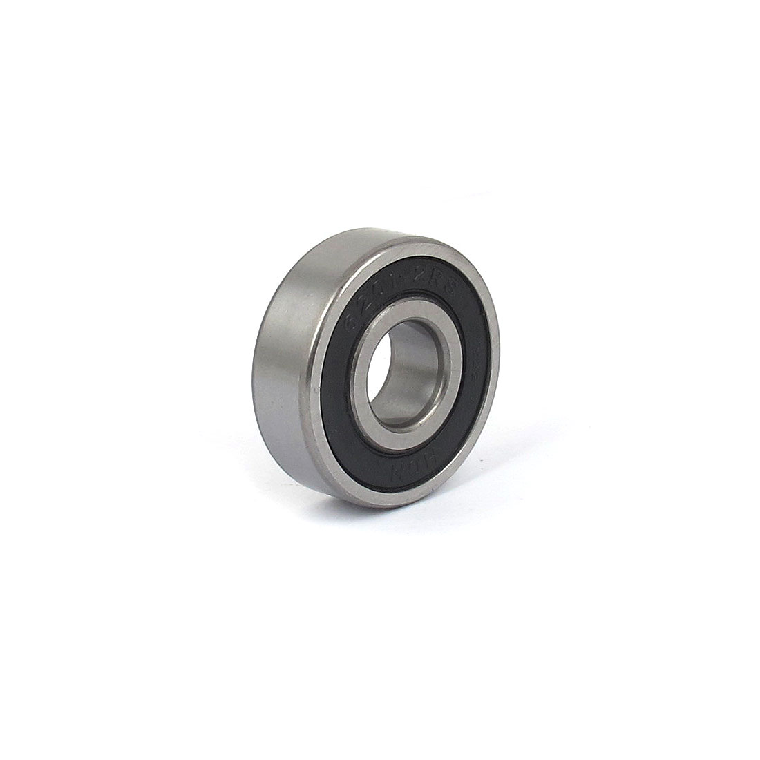 6201-2RS 12mmx32mmx10mm Dual Side Rubber Sealed Deep Groove Radial Ball Bearing