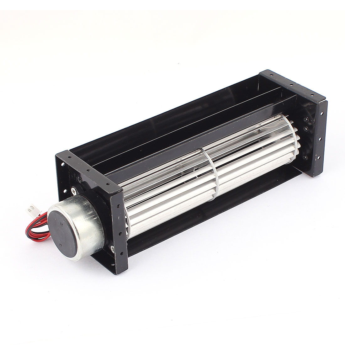 DC 12V 0.25A Cross Flow Cooling Fan Heat Exchanger Amplifier Cool Turbo 40x150mm