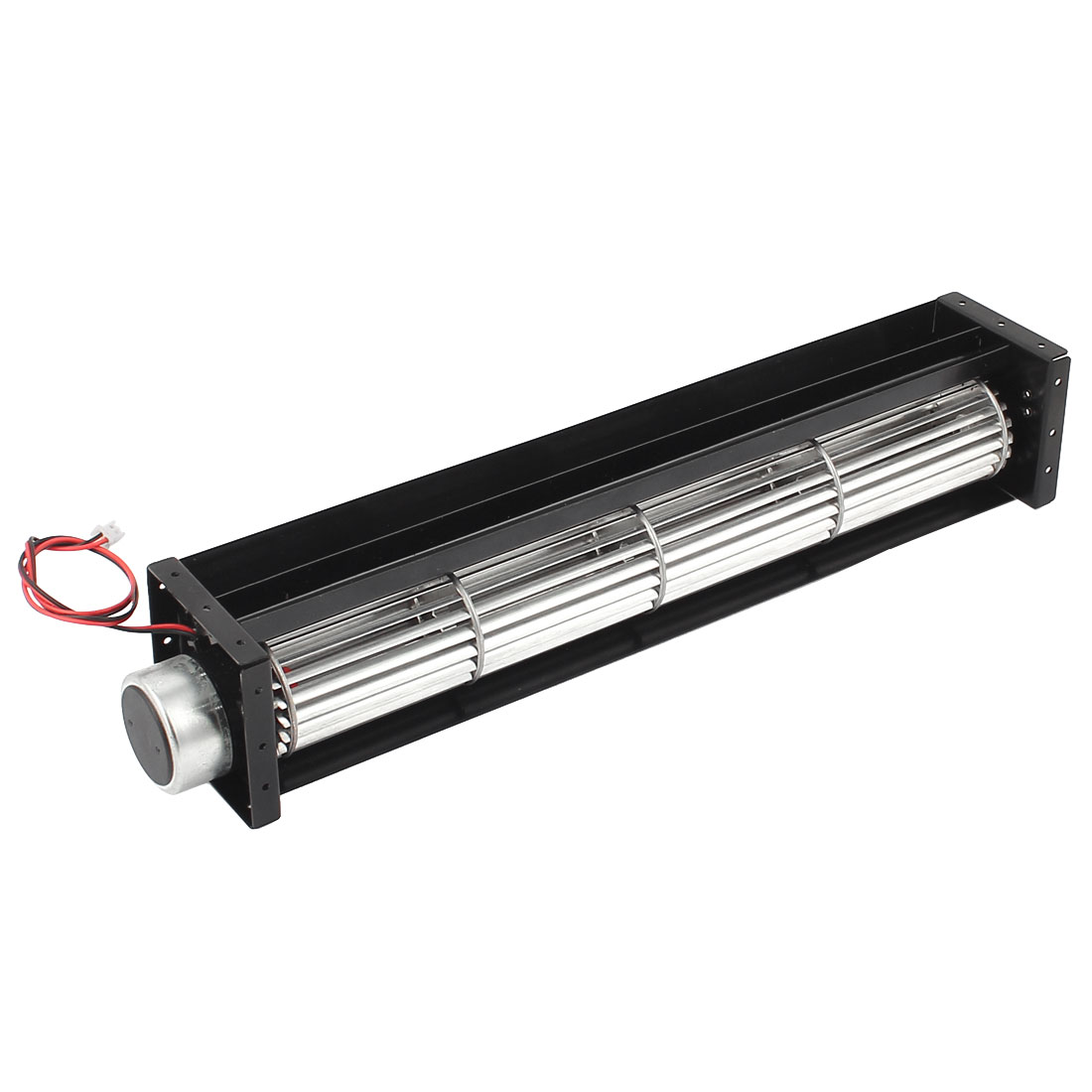 DC 12V 0.30A Cross Flow Cooling Fan Heat Exchanger Amplifier Cool Turbo 40x290mm