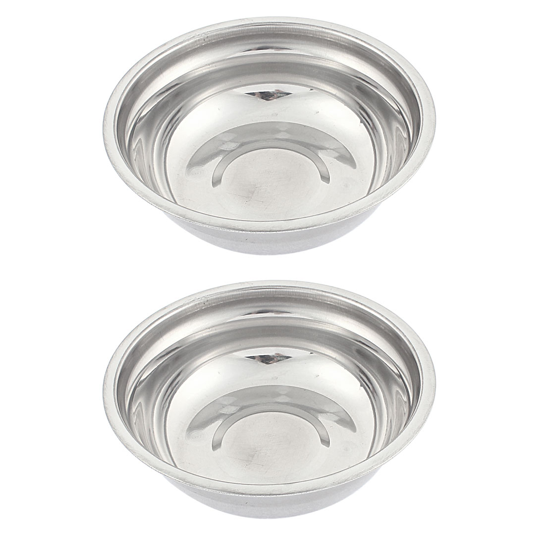 Home Round Shaped Dinner Soup Rice Food Bowl 2Pcs