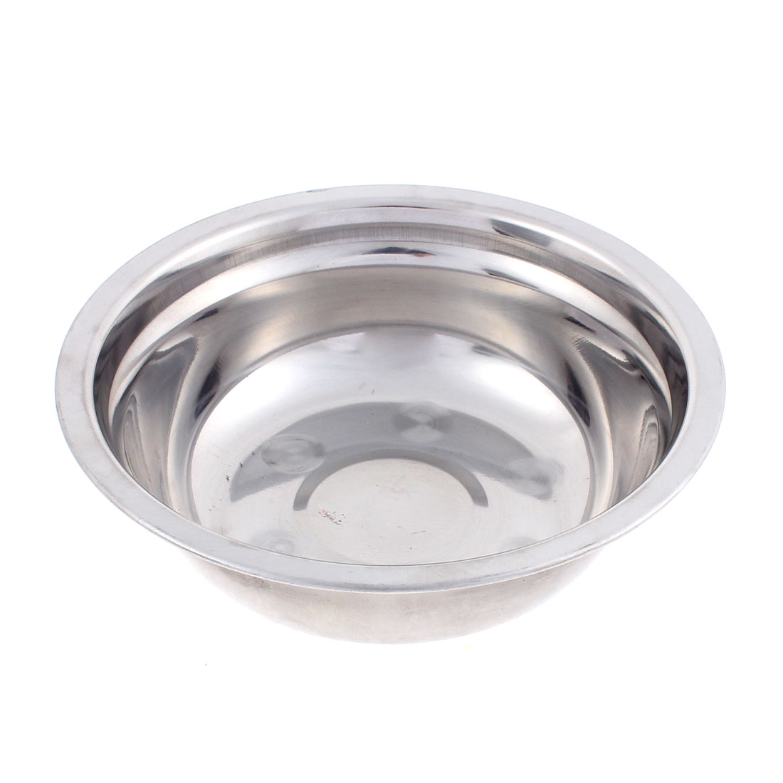 "Kitchen Stainless Steel Dinner Soup Food Bowl 6"" Dia"