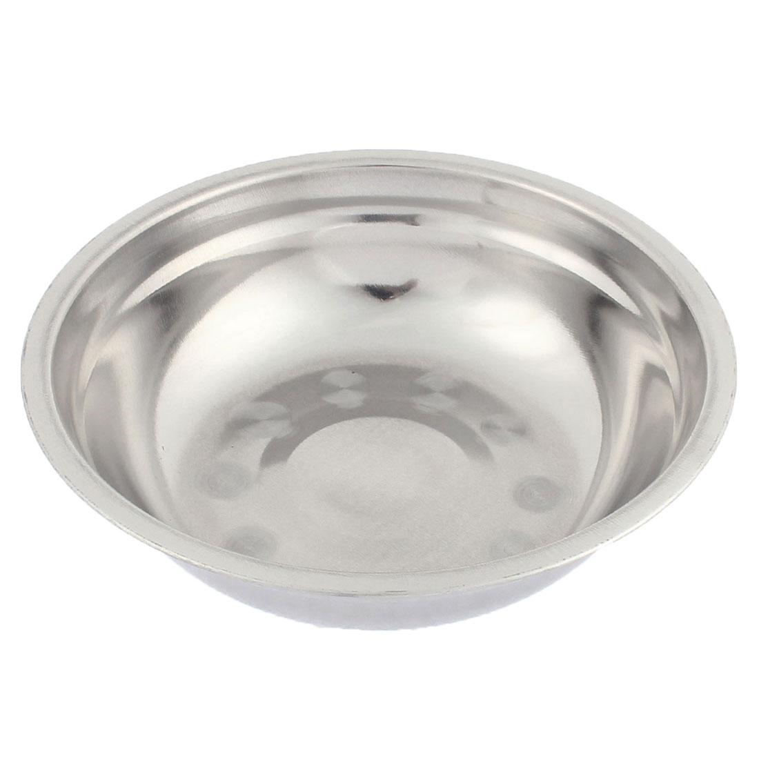 Cookware Round Shape Stainless Steel Food Soup Dinner Bowl