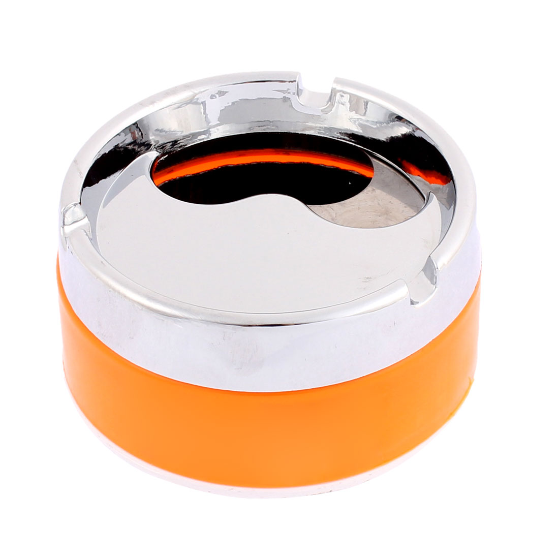 Auto Car Home Office Cylinder Shaped Cigarette Ashtray Holder Cup 9cm Dia