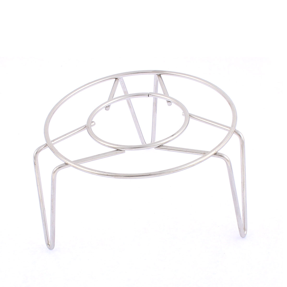Cookware Round 3 Legs Steam Steamer Rack 10.5 x 6cm