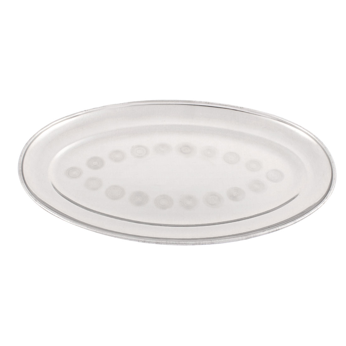 "Oval Shaped Food Container Serving Dish Plate 10"" Length"