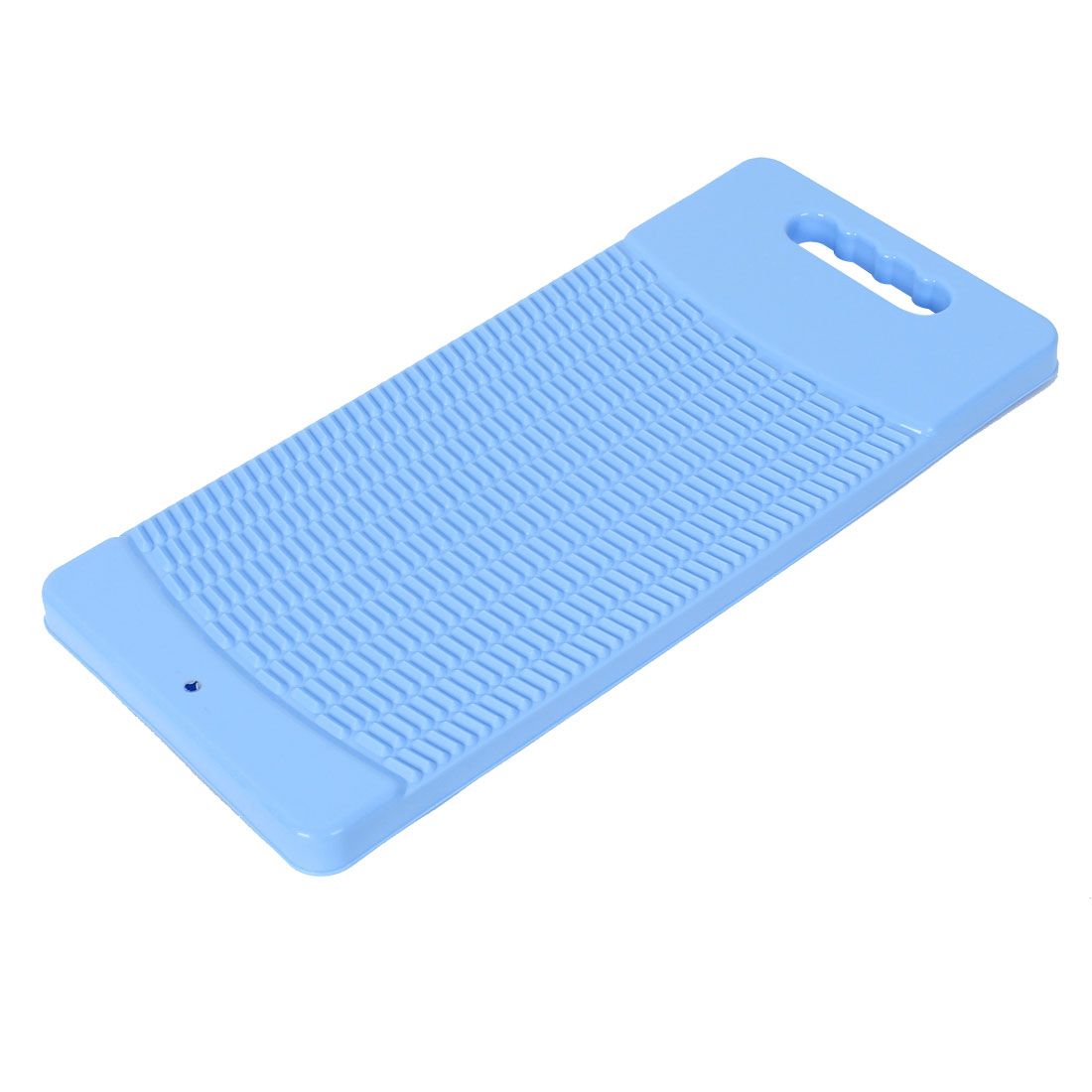 Household Plastic Washboard Clothes Washing Board Blue