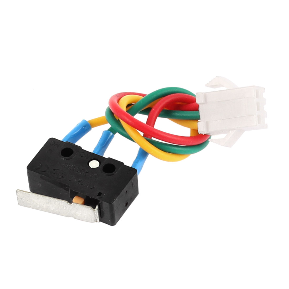 AC 250V 5A 3 Terminal Female Connector Momentary Gas Stove Water Heater Micro Switch
