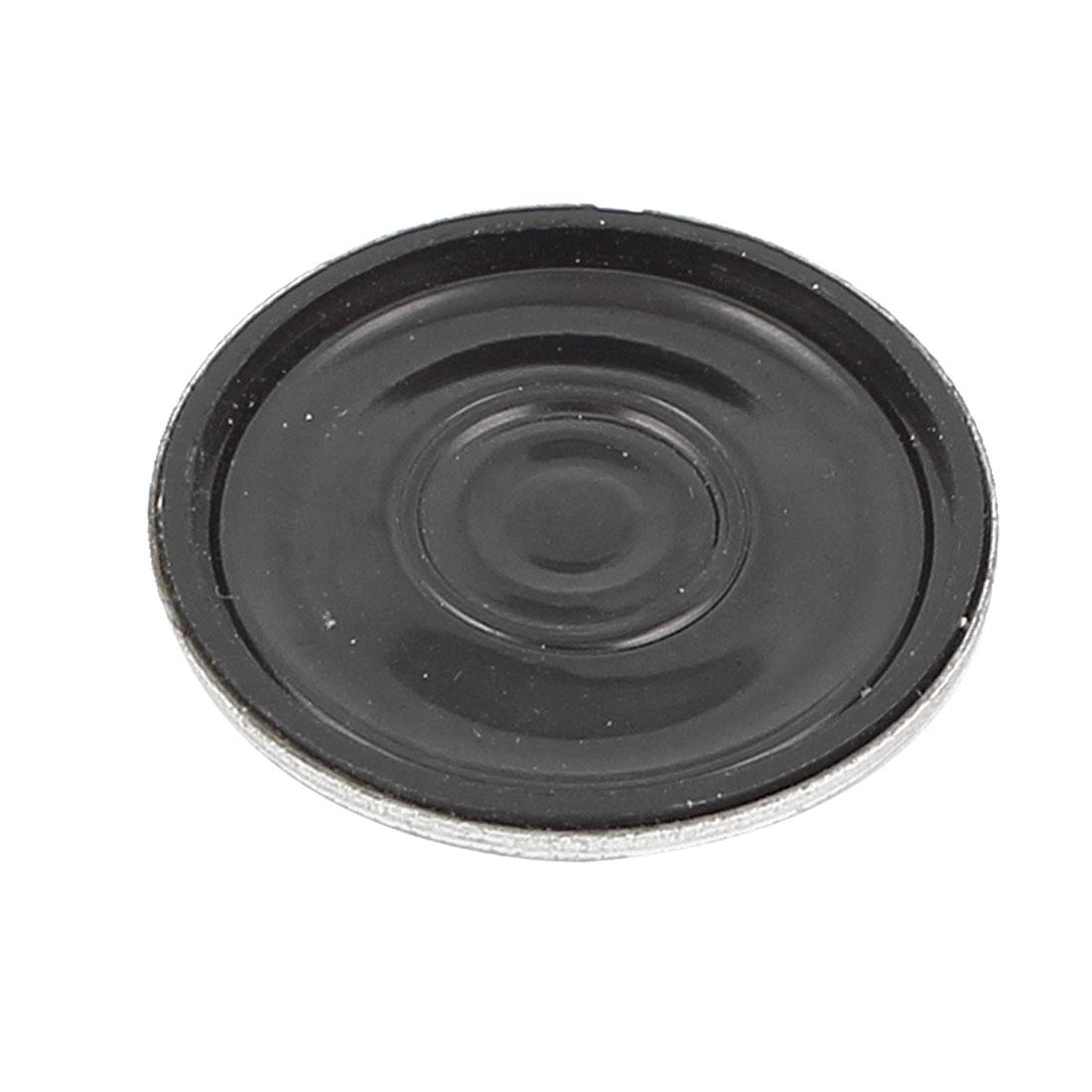 28mm Dia 32 Ohm 0.5W Aluminum Shell Internal Magnetic Speaker Horn Loudspeaker