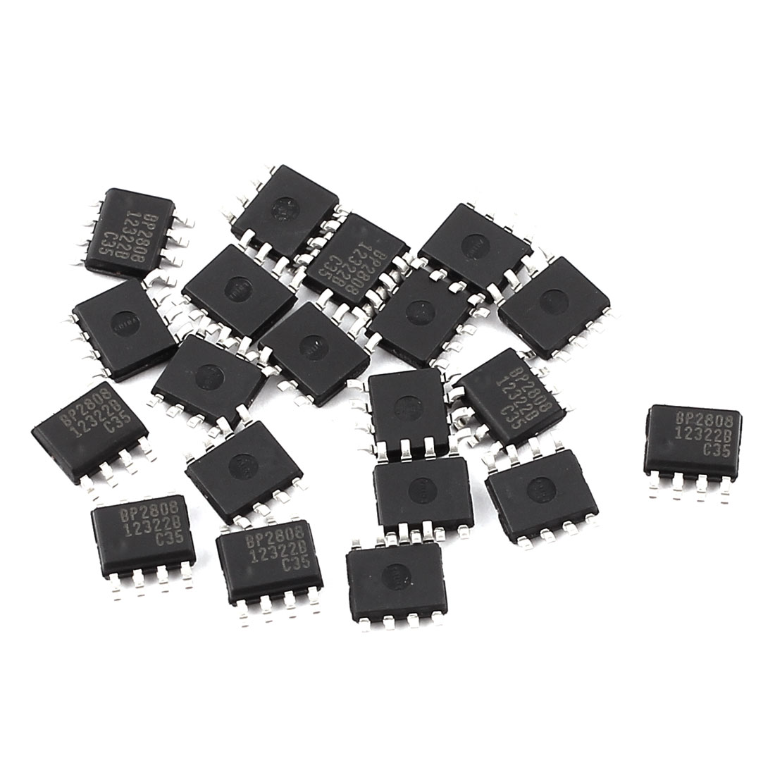 20Pcs BP2808 SOP-8 SMD SMT Type PCB Surface Mount LED Driver Circuit Module Integrated Circuit IC Chip