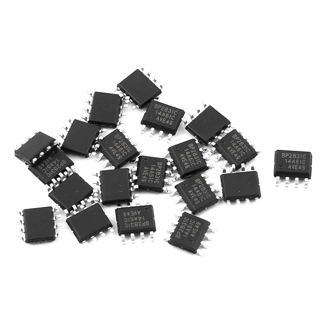 20Pcs BP2831C SOP-8 SMD SMT Type PCB Surface Mount LED Driver Circuit Module Integrated Circuit IC Chip