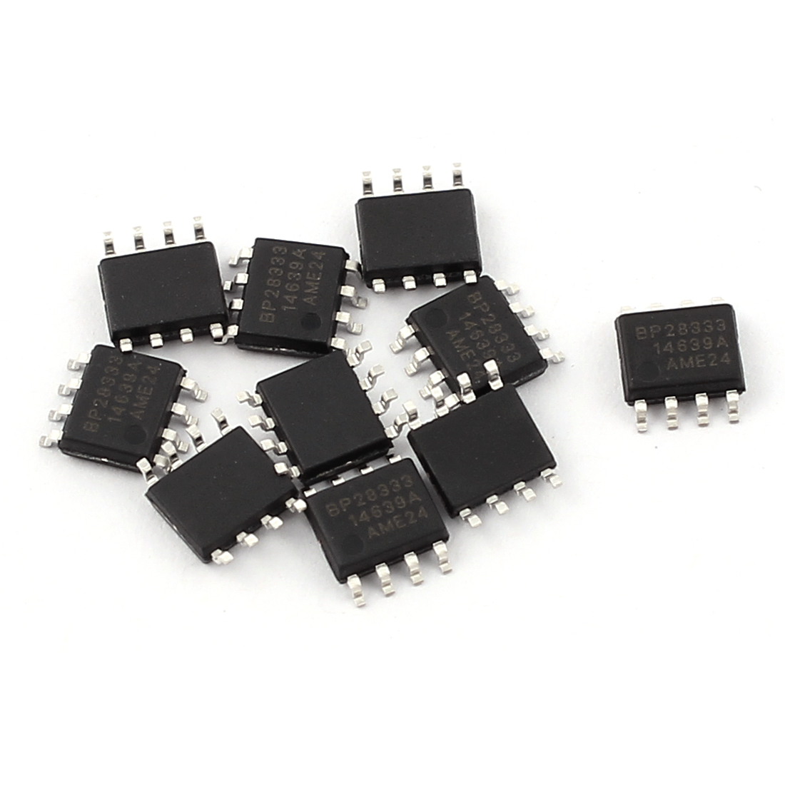 10Pcs BP28333 SOP-8 SMD SMT Type PCB Surface Mount LED Driver Circuit Module Integrated Circuit IC Chip