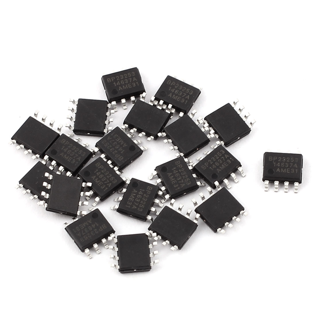 20Pcs BP23253 SOP-8 SMD SMT Type PCB Surface Mount LED Driver Circuit Module Integrated Circuit IC Chip