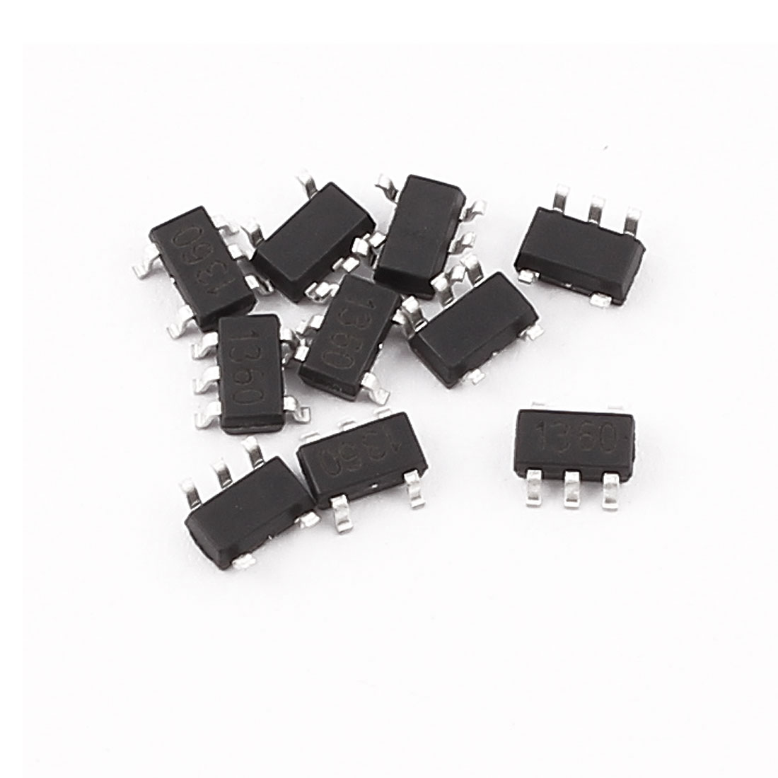 10Pcs BP1360 SOP-5 SMD SMT Type PCB Surface Mount LED Driver Circuit Module Integrated Circuit IC Chip