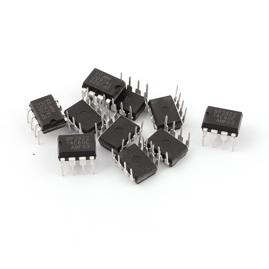 10Pcs BP2822 Replacement DIP-8 Package Type SMT LED Driver IC