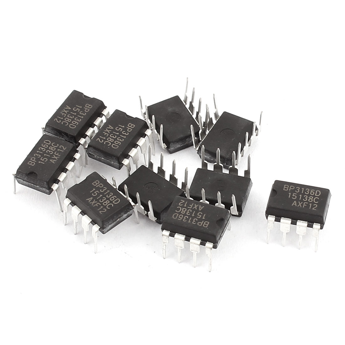 10Pcs BP3136D Replacement DIP-8 Package Type SMT LED Driver IC
